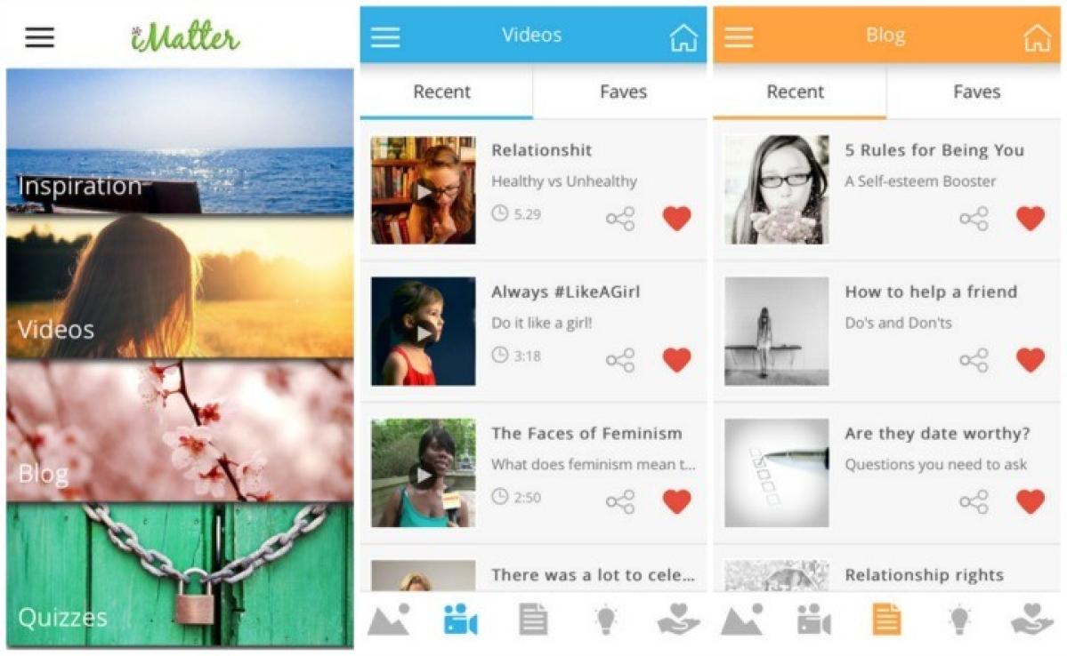 Smartphone app to help women tackle abusive behaviour