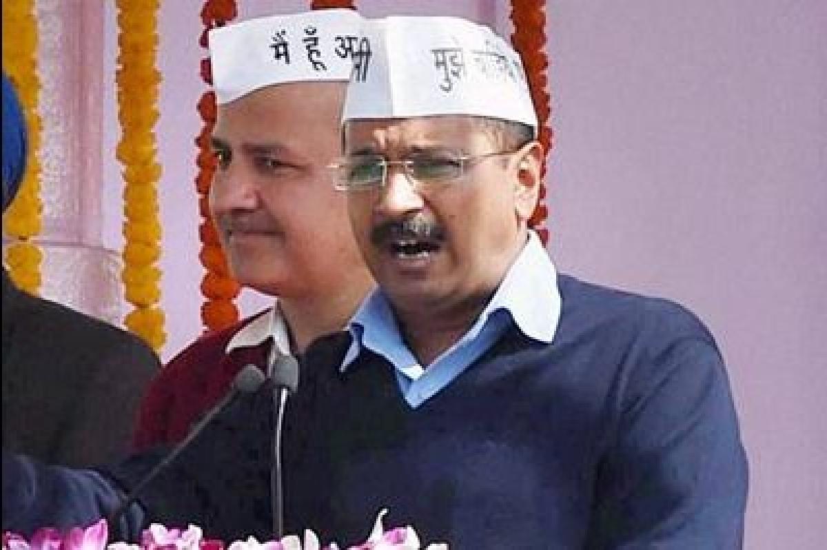 Arvind Kejriwal not to retain any portfolio: Manish Sisodia