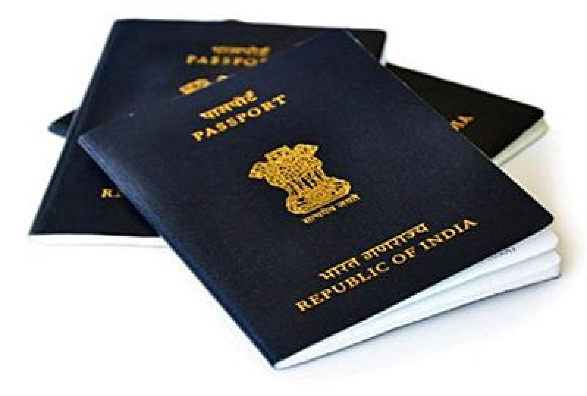 Lotus symbol on passport is a part of  enhanced security features: MEA