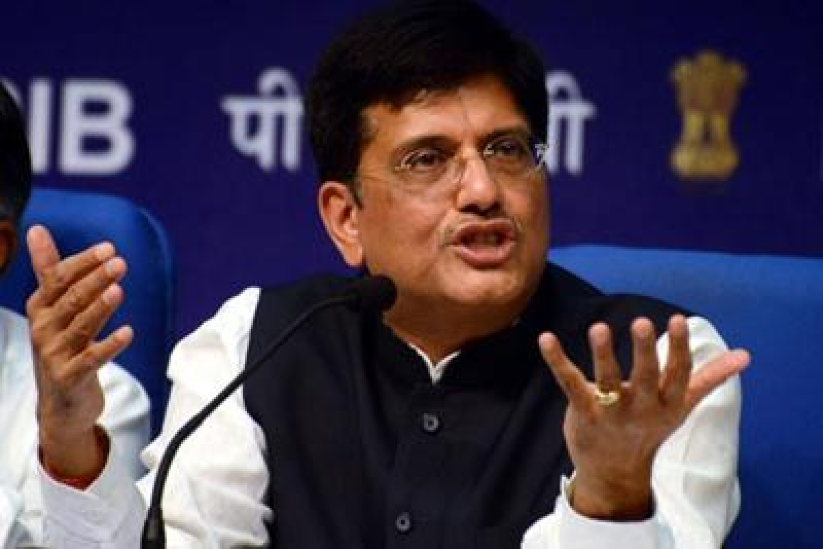 Like CIL, PSUs can deliver on par with TCS, Infosys: Goyal