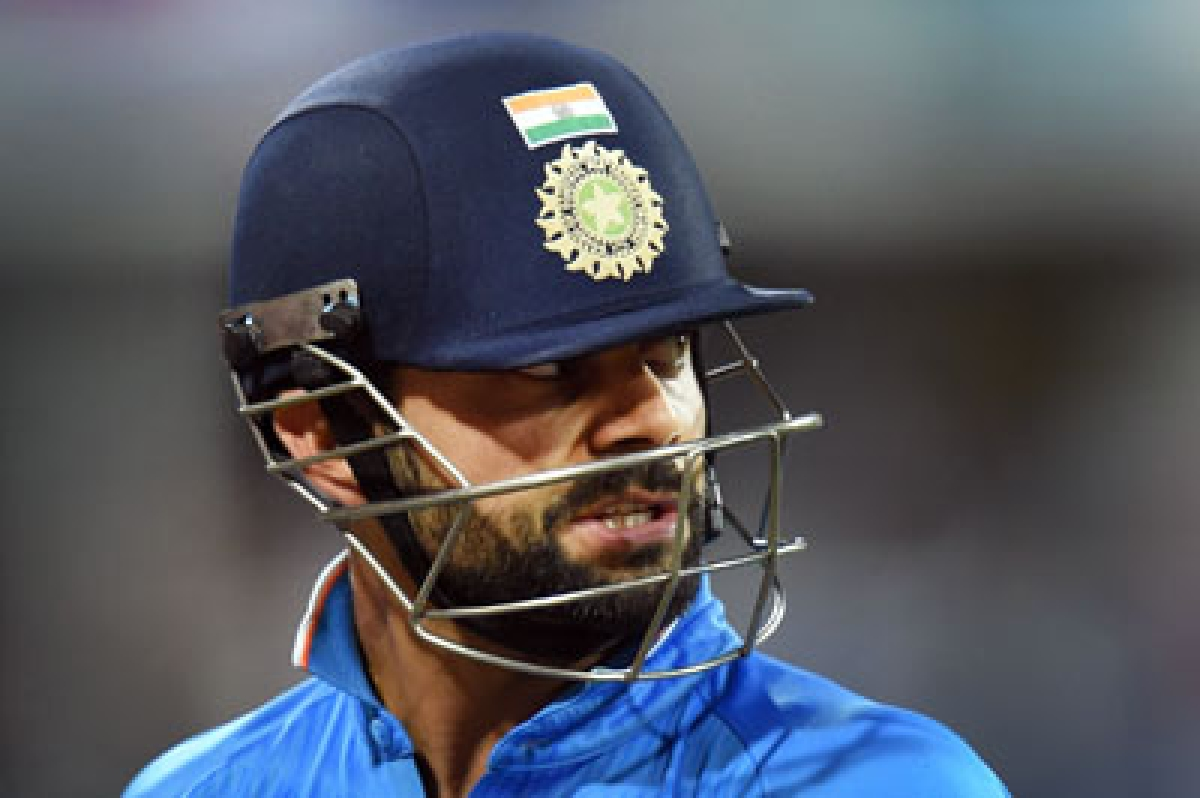 We have lot of things to look at: Virat Kohli