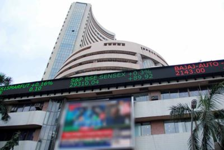 Sensex provisionally closes 71 points down