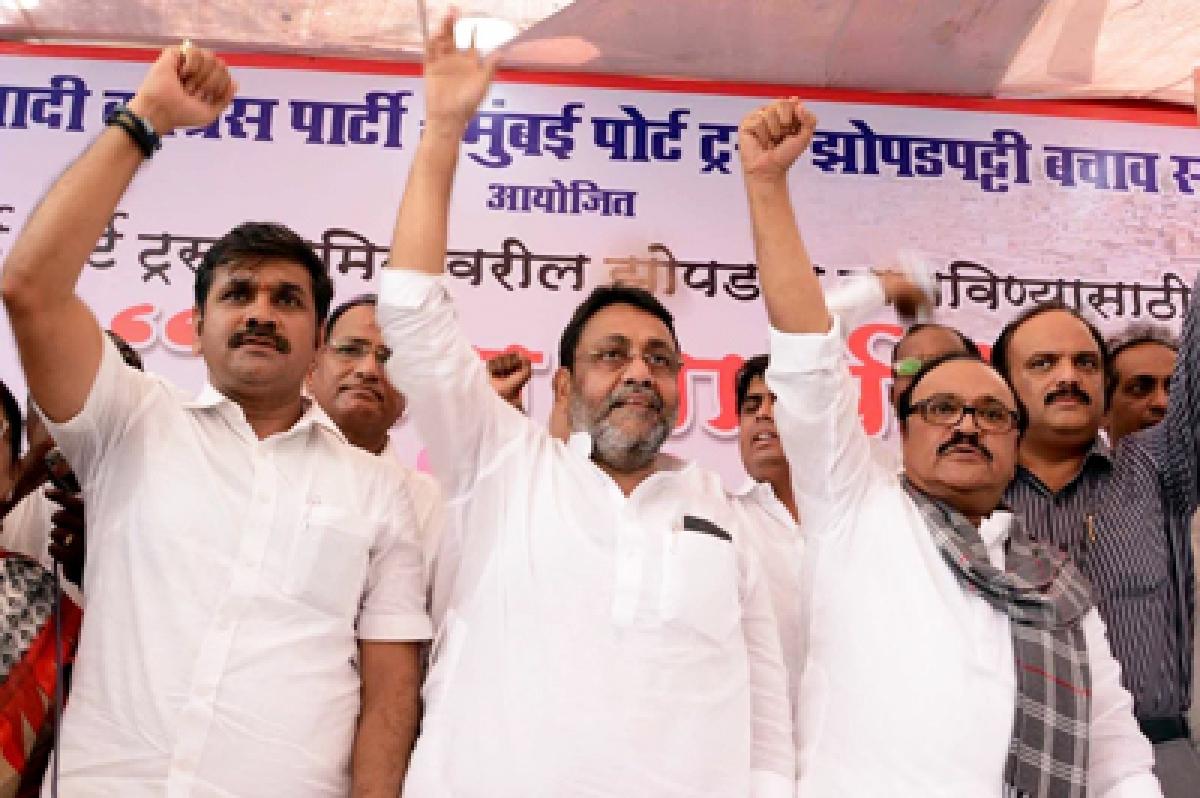Maharashtra Election 2019 - Anushakti Assembly Constituency of Mumbai: NCP's Nawab Malik wins