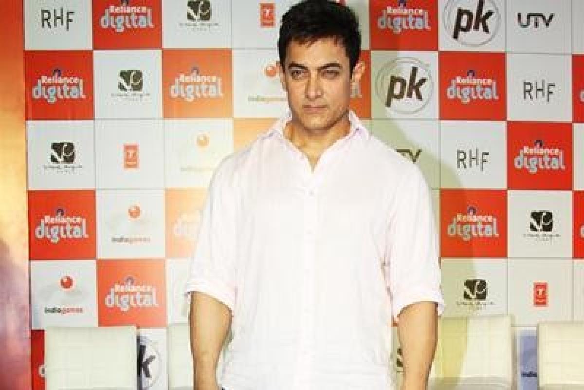 We need toredefinemasculinity in India: Aamir Khan