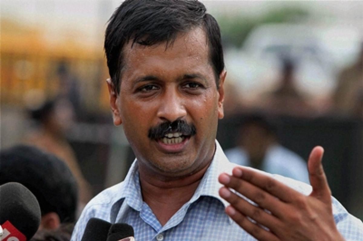 Arvind Kejriwal's fresh salvo, claims CBI told to target Opposition