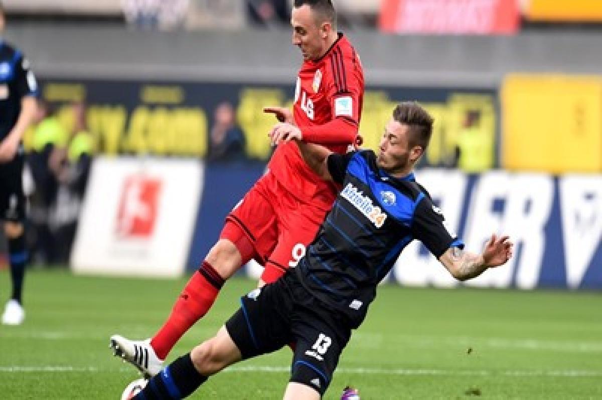 Leverkusen win, Cologne upset Frankfurt in Bundesliga