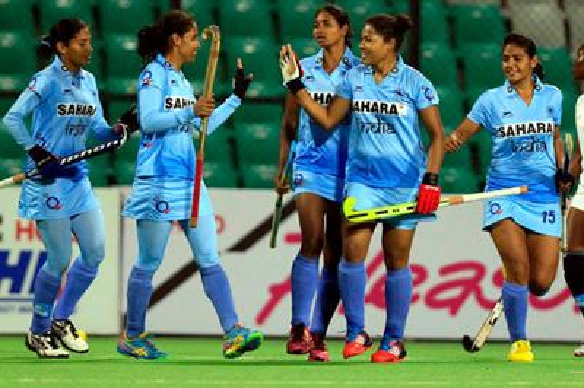 Indian women's hockey camp from Saturday