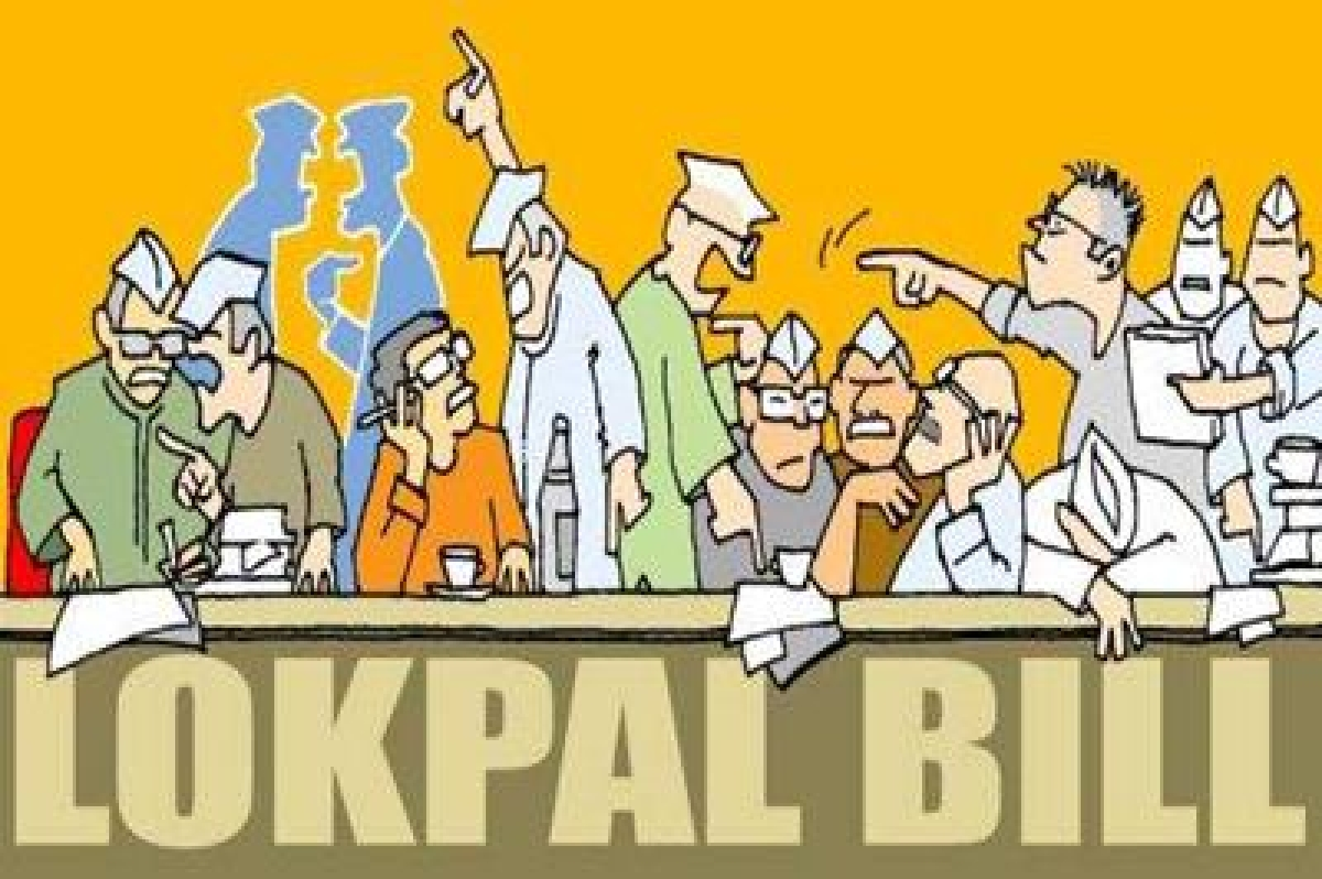 Government must appoint a Lokpal without delay
