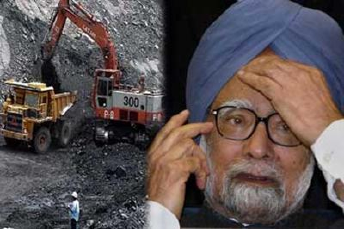 Manmohan Singh in Coal pit; Court puts him in dock