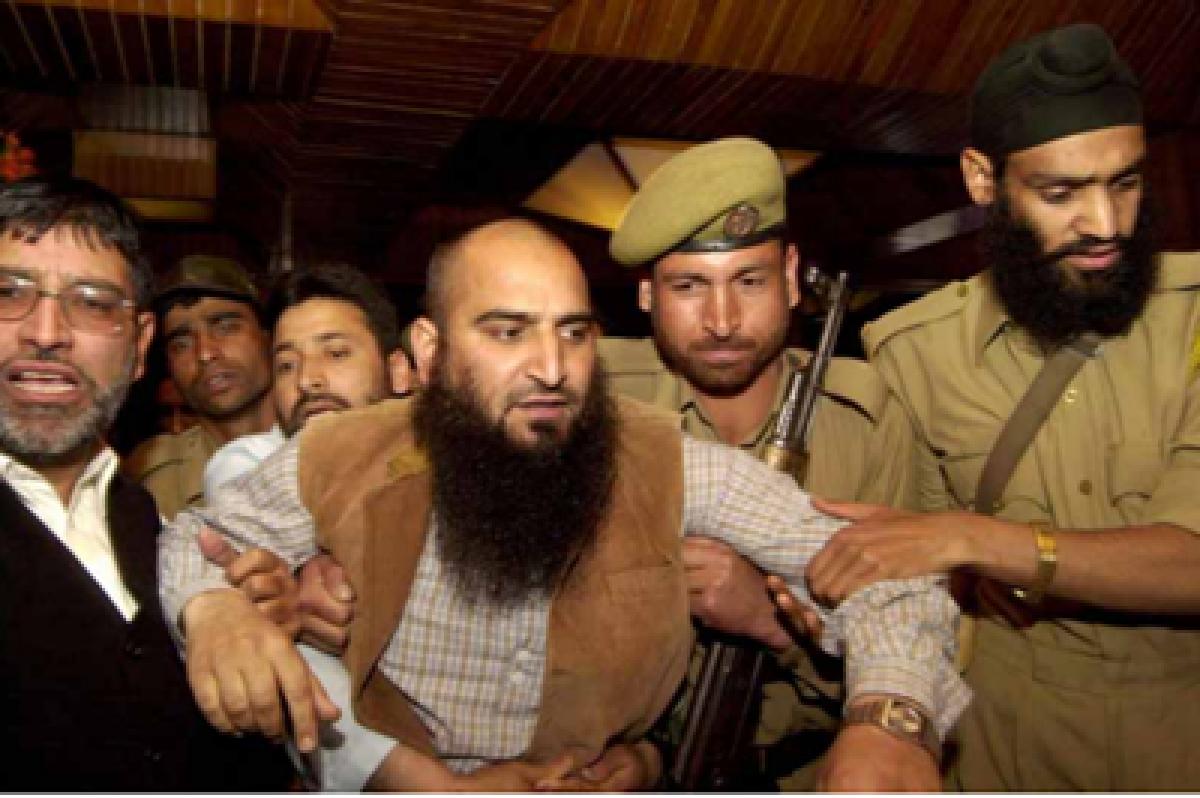 Jammu and Kashmir sending detailed report on Masrat Alam's release
