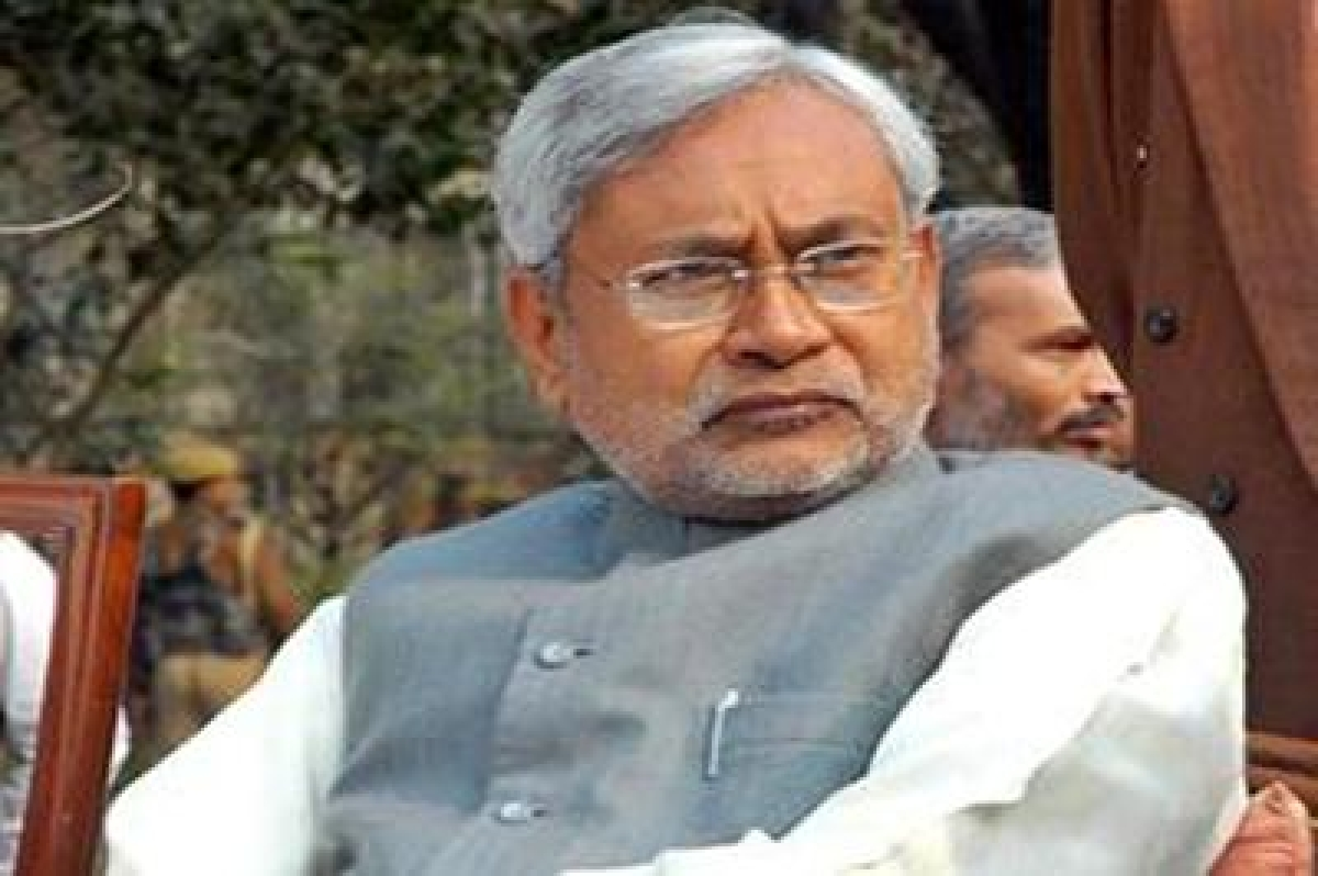 BJP: Nitish is allying with  retrograde forces of '90s