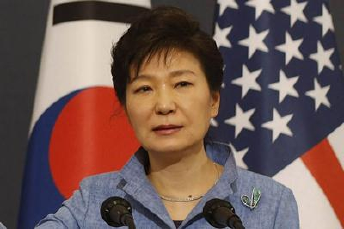 South Korea's Park Geun-Hye to visit China for WWII anniversary event