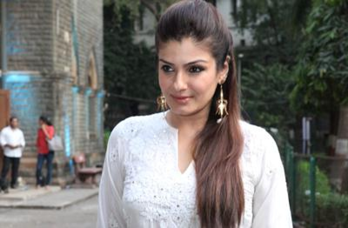Raveena Tandon urges PM to save forests, wildlife