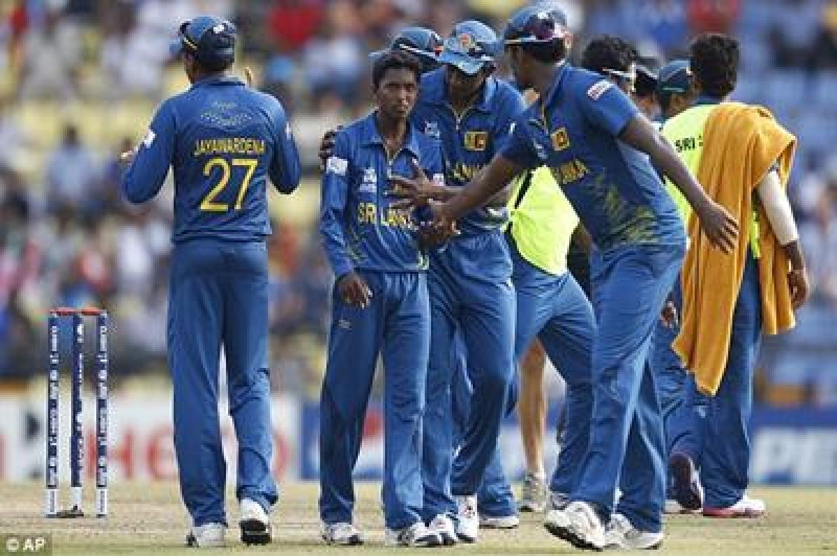 India to play three T20s against Sri Lanka in February