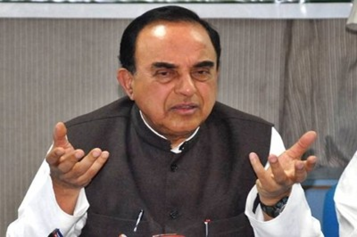 Black money can be brought back: Subramanian Swamy