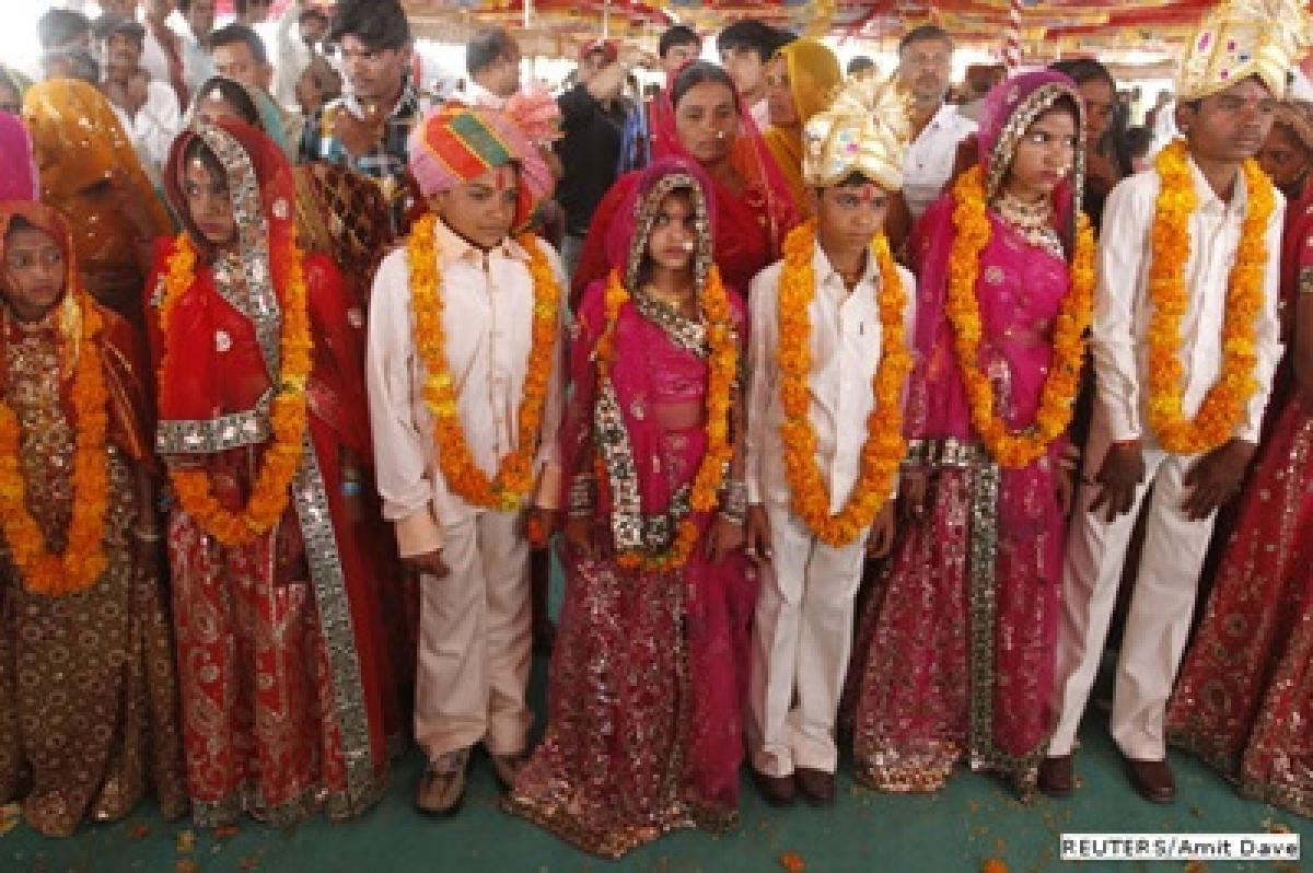 India's 13 Million Child Brides, Their 6 Million Children
