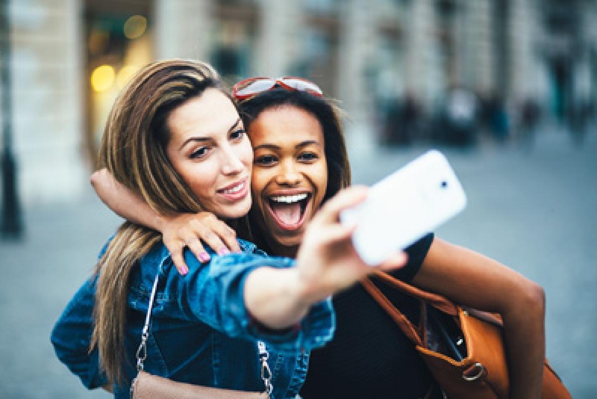 Formula to take perfect selfies