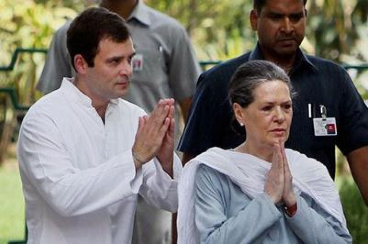Herald case: Security beefed up ahead of Sonia, Rahul's appearance