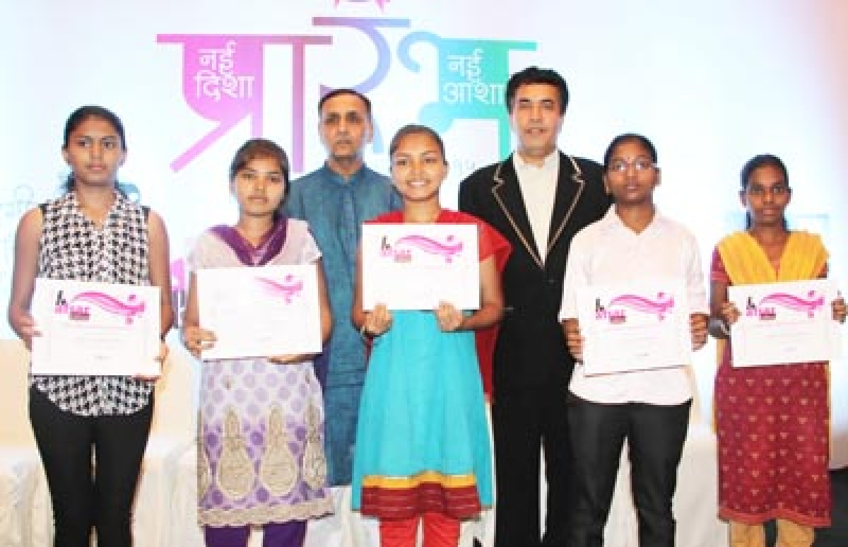Girls centric competitive exam training scheme launched