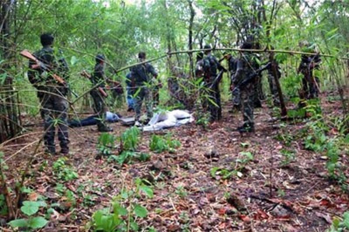 Over 15,000 killed in Naxal violence since 1980: MHA