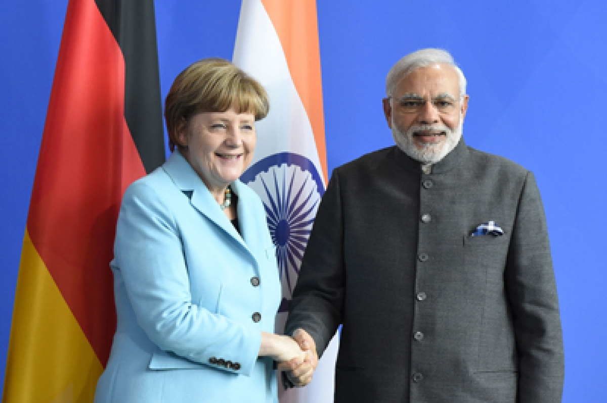 Narendra Modi, German Chancellor Angela Merkel to jointly chair 3rd IGC today