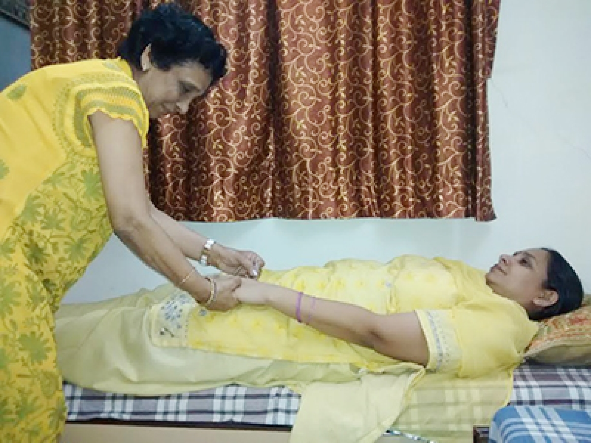 Therapy to cheer cancer patients