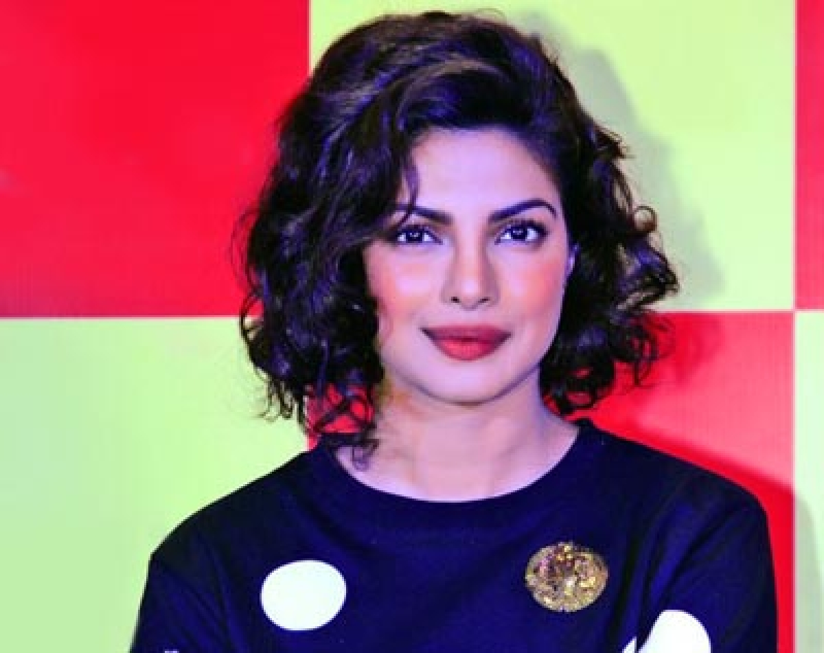 Priyanka's TV series 'Quantico' to air in India