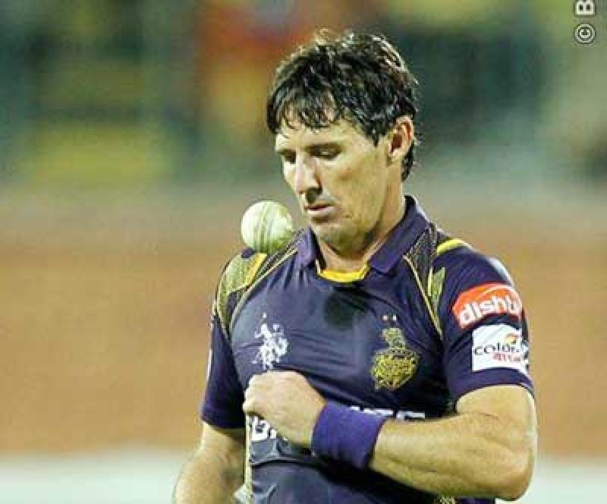 Indian batsmen test mettle  of spinners: Brad Hogg