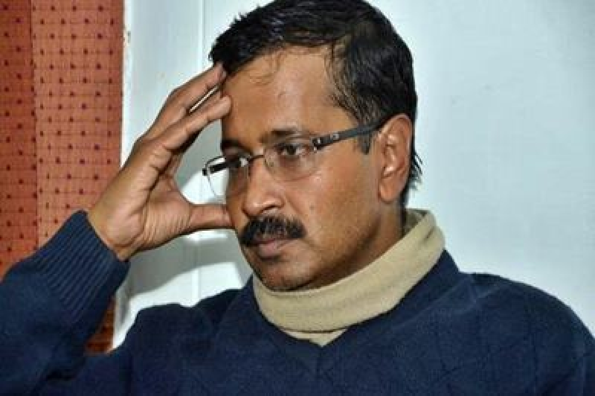 DTC marshals issue: Kejriwal lampooned by Aam Aadmi Party Sena