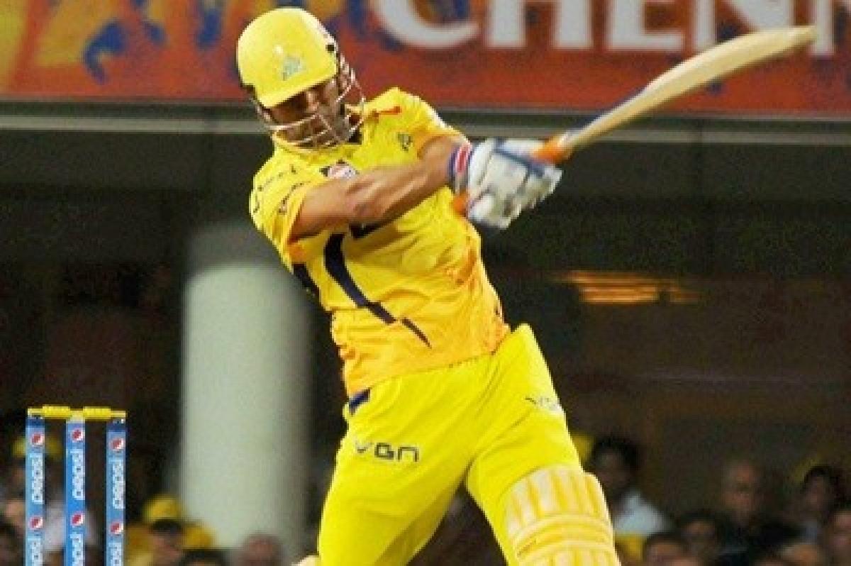Chennai Super Kings opt to bat against Royal Challengers Bangalore