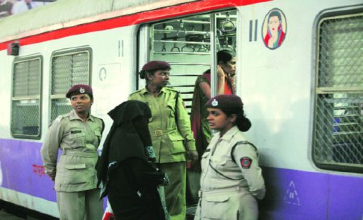 GRP bats for less number of ladies compartments