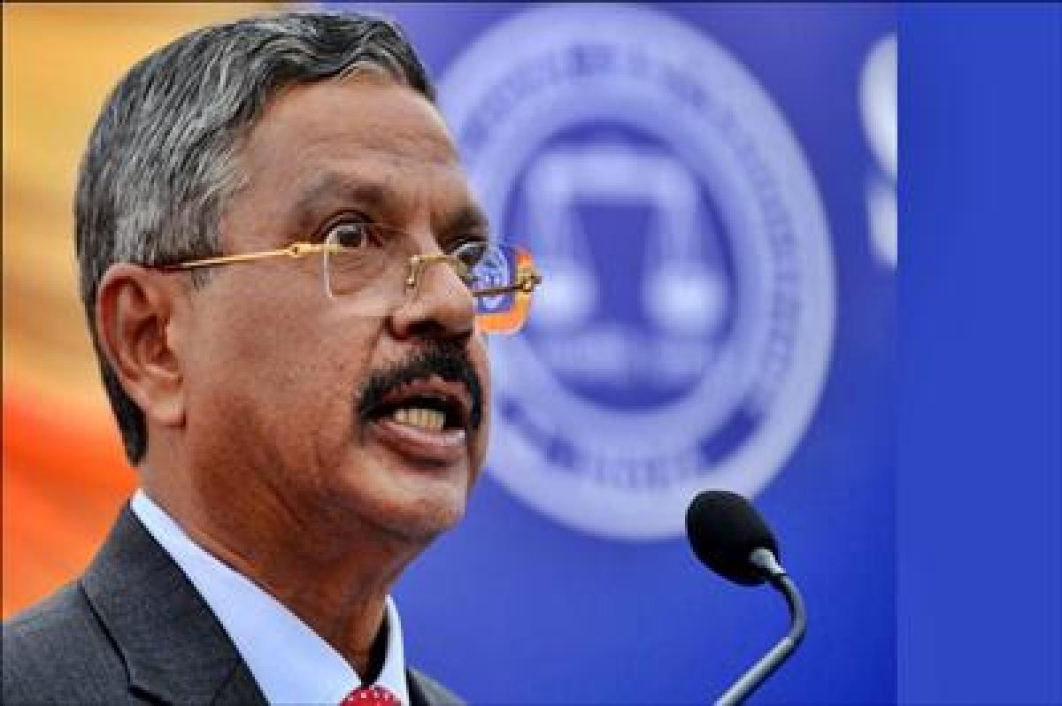 Pendency of cases biggest challenge to legal system: CJI Dattu