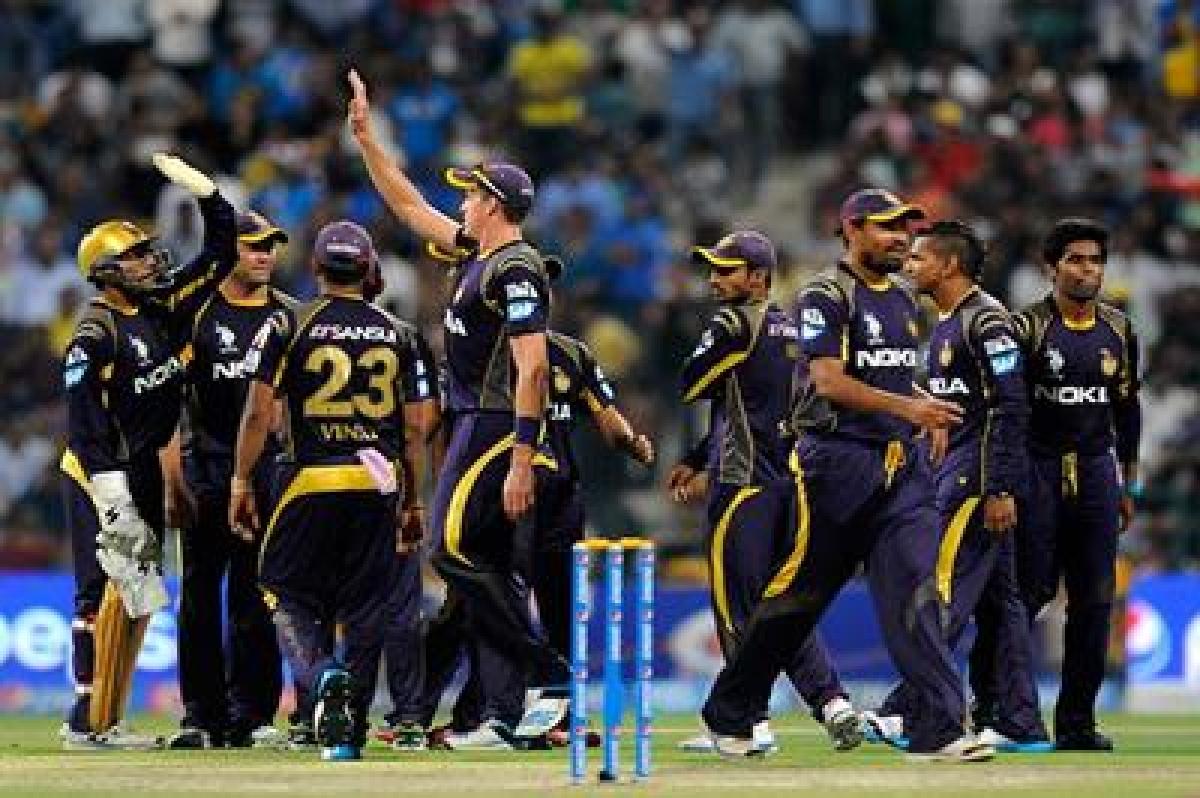 Kolkata Knights Riders opt to bowl against Mumbai Indians
