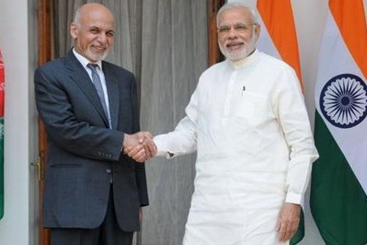 Mohammad Ashraf Ghani's visit to India a low-key affair