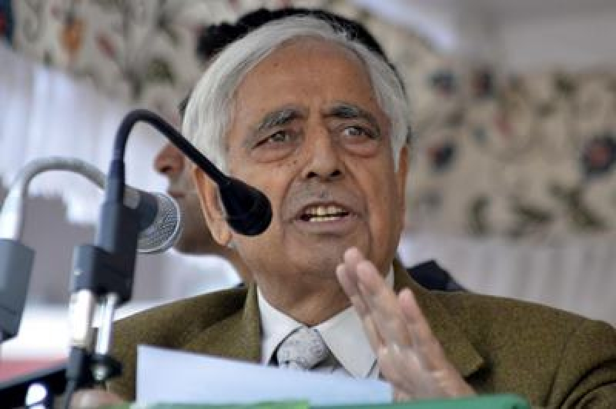 Mufti wants to promote Gulmarg as India's Davos
