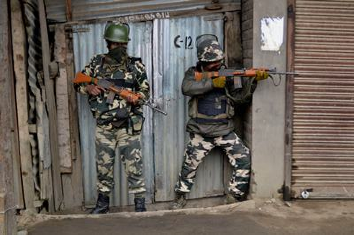 Jammu and Kashmir: LeT terrorist killed in Bandipora encounter