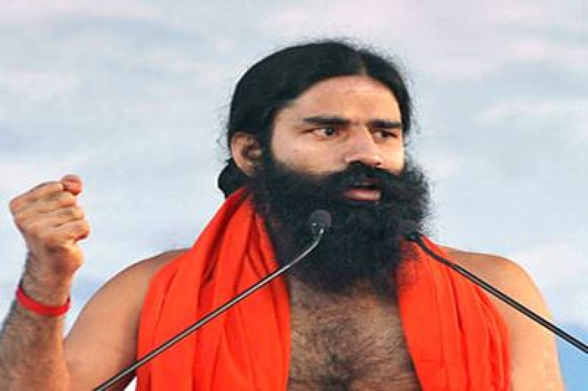 Ramdev dissatisfied with Centre's efforts to bring back blackmoney