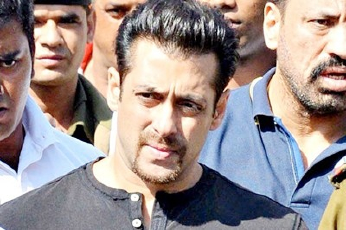 Salman Khan sentenced to five years in prison