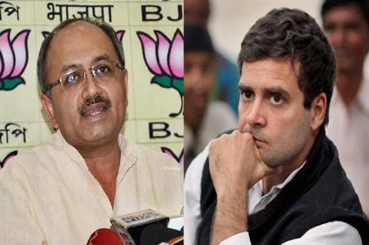 BJP pulls up Rahul Gandhi, says 'don't need guest actor in politics'