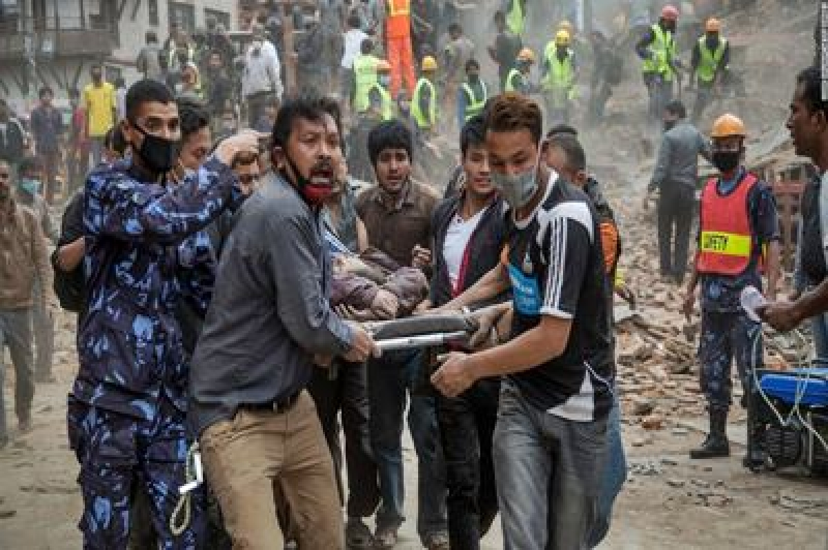 Nepal again: Over 60 dead in earthquake, death toll expected to rise