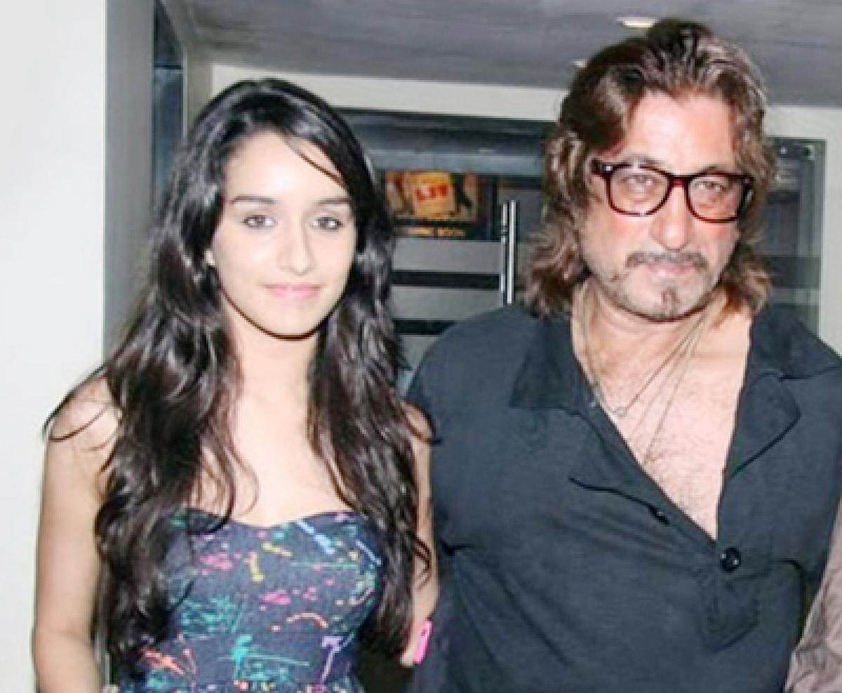 Shakti proud to be Shraddha Kapoor's daddy