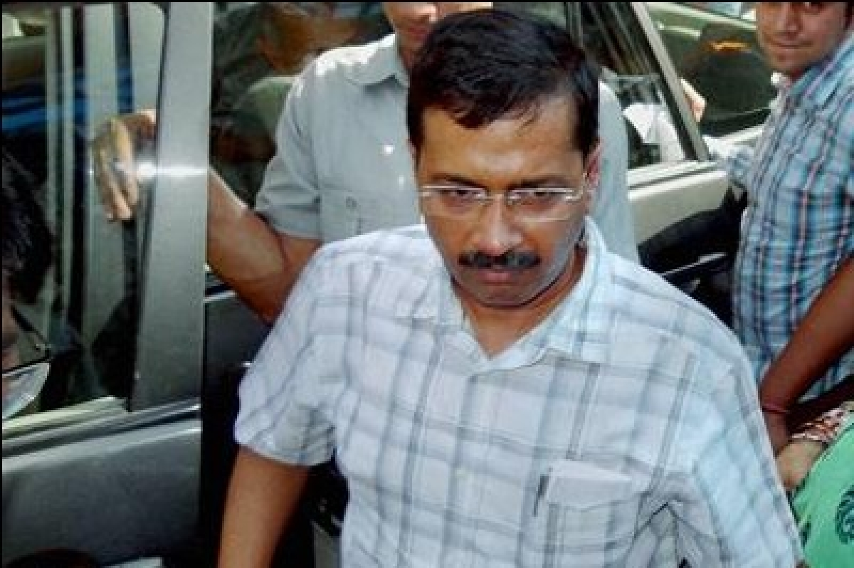 Kejriwal demands Jaitley's ouster over alleged graft in DDCA