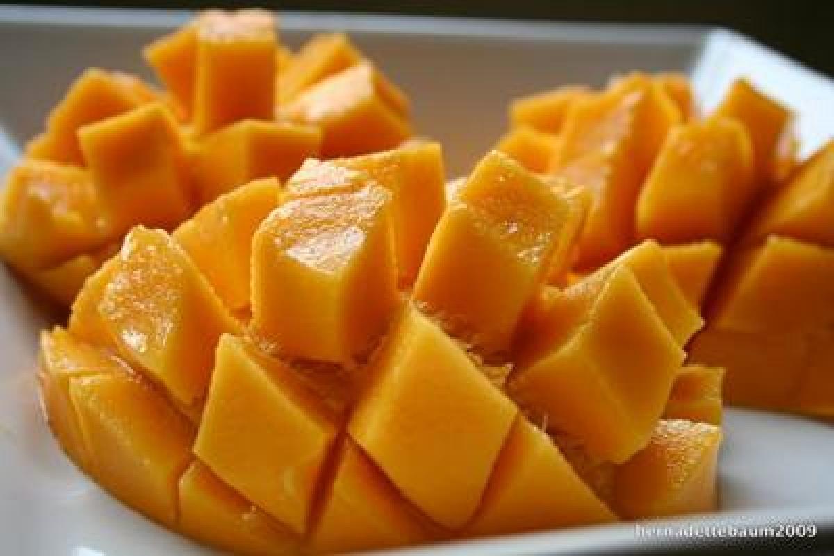 Food Special – Mango Mazaa