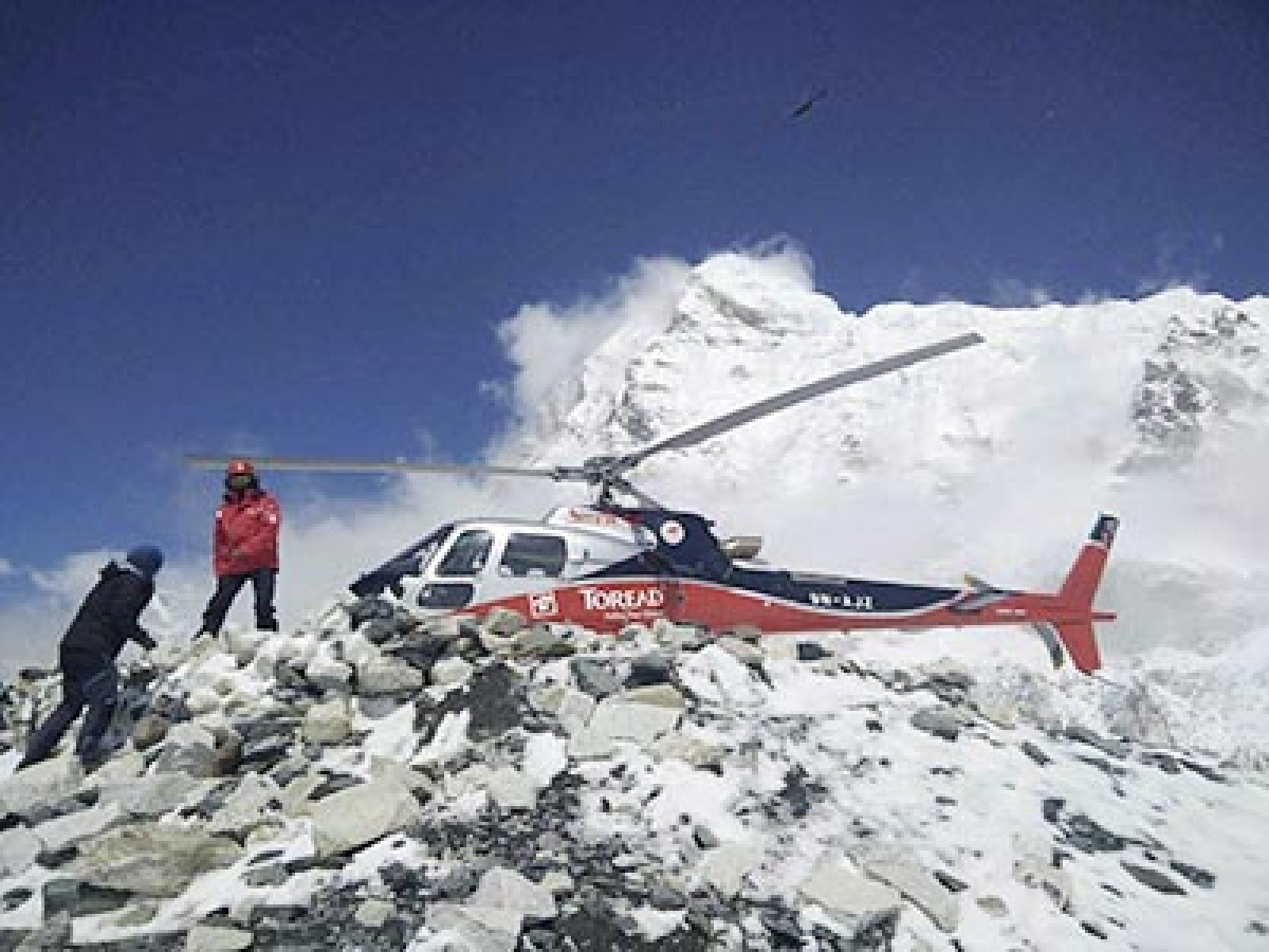 Everest glaciers may disappear by 2100: stud