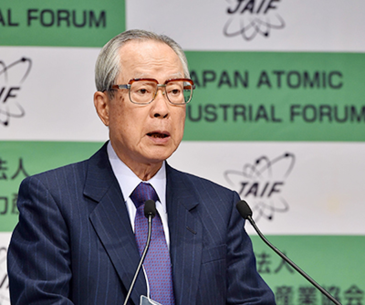 Japan's nuclear industry pledges to refire reactors