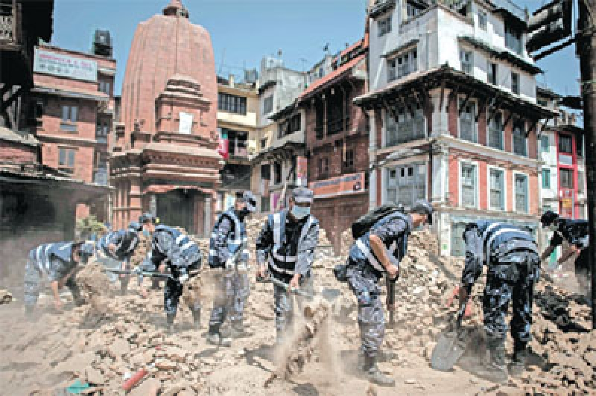 Nepal asks India, others to pack up