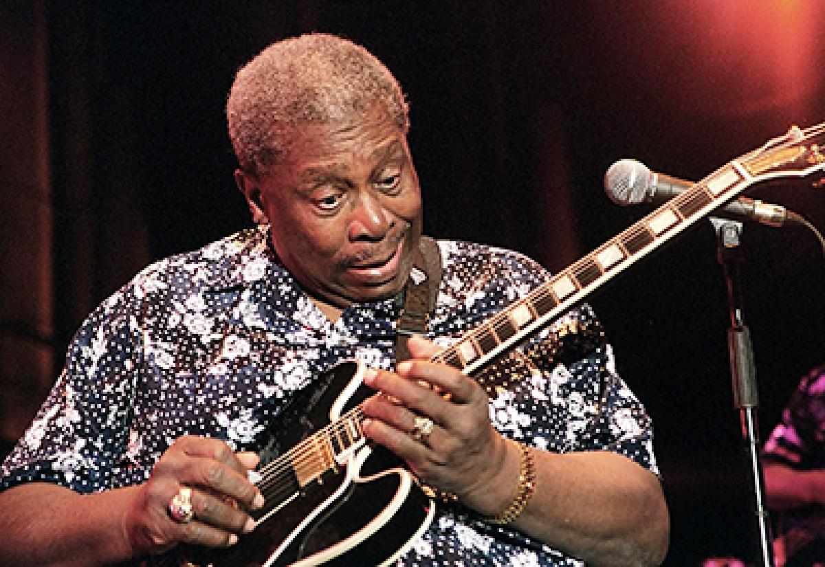 'The Thrill is Gone', Blues legend B B King dies