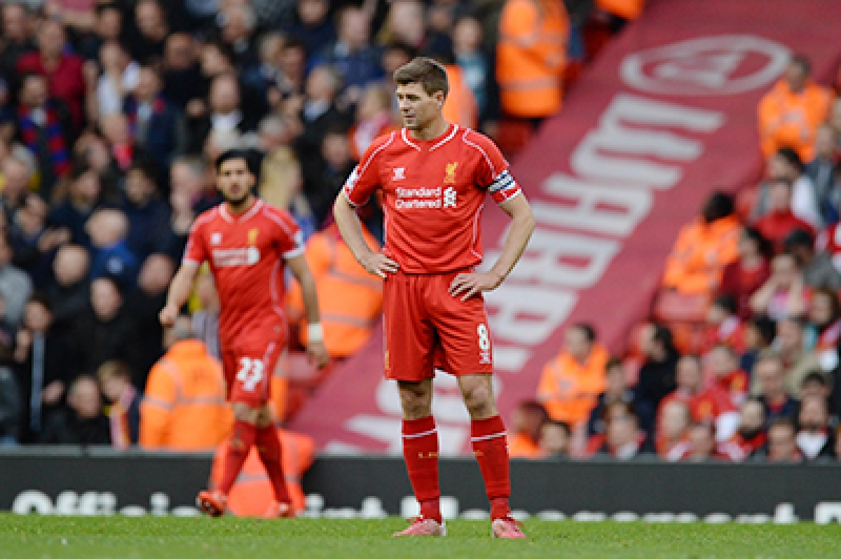 Steven Gerrard bows out as Liverpool suffers worst defeat in 50 years