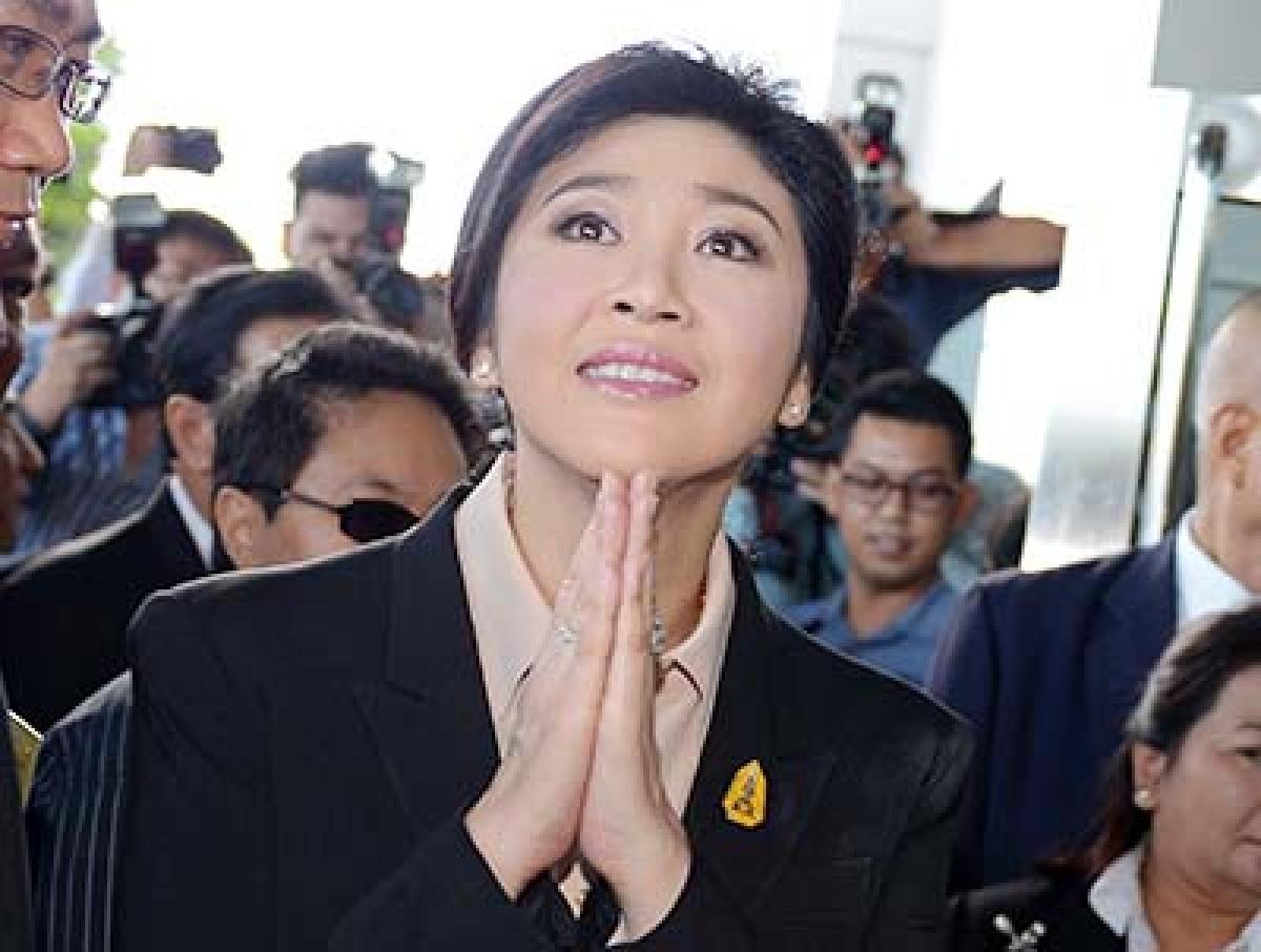 Thai court grants parole to ex-PM