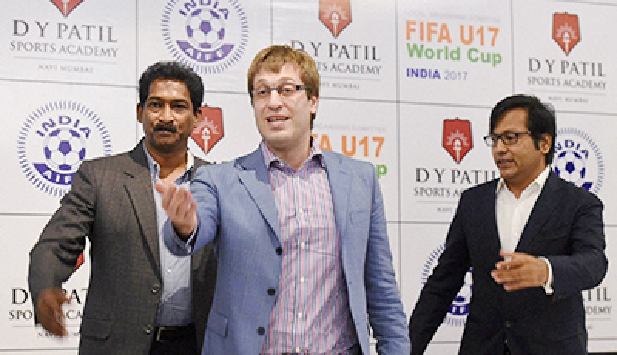 D.Y. Patil Stadium to host  FIFA 2017 U-17 World Cup